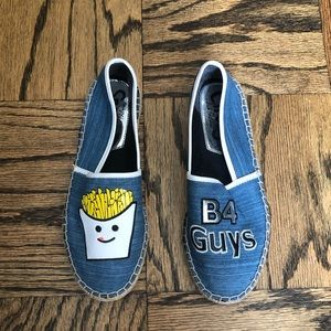 Fun denim Circus by Sam Edelman espadrilles